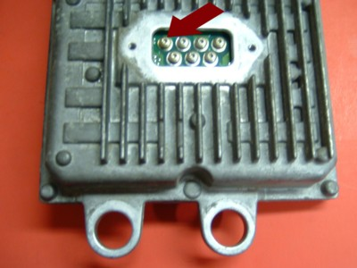 ficm7pin 6 0l powerstroke fuel injection control module \