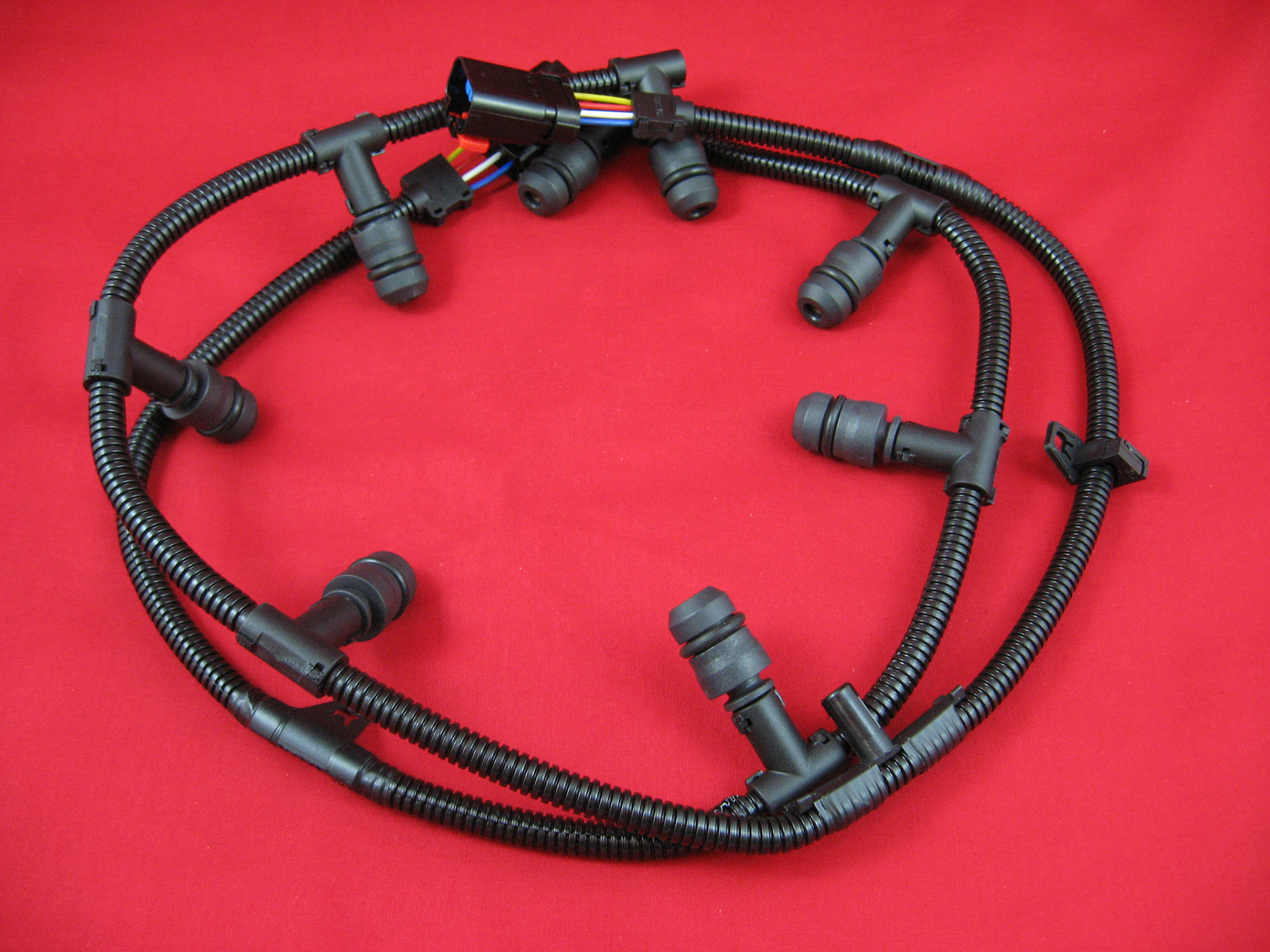 6.0L Powerstroke Glow Plug Harness Set