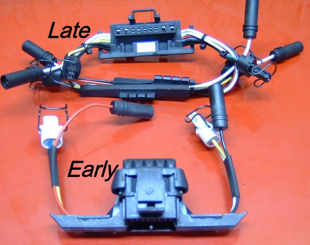 Uvc on Jeep Wiring Harness Kit