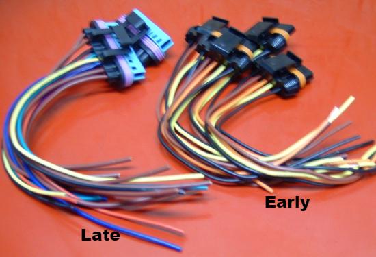 Pigtails on Ford Powerstroke 7 3 Diesel Wiring Diagram