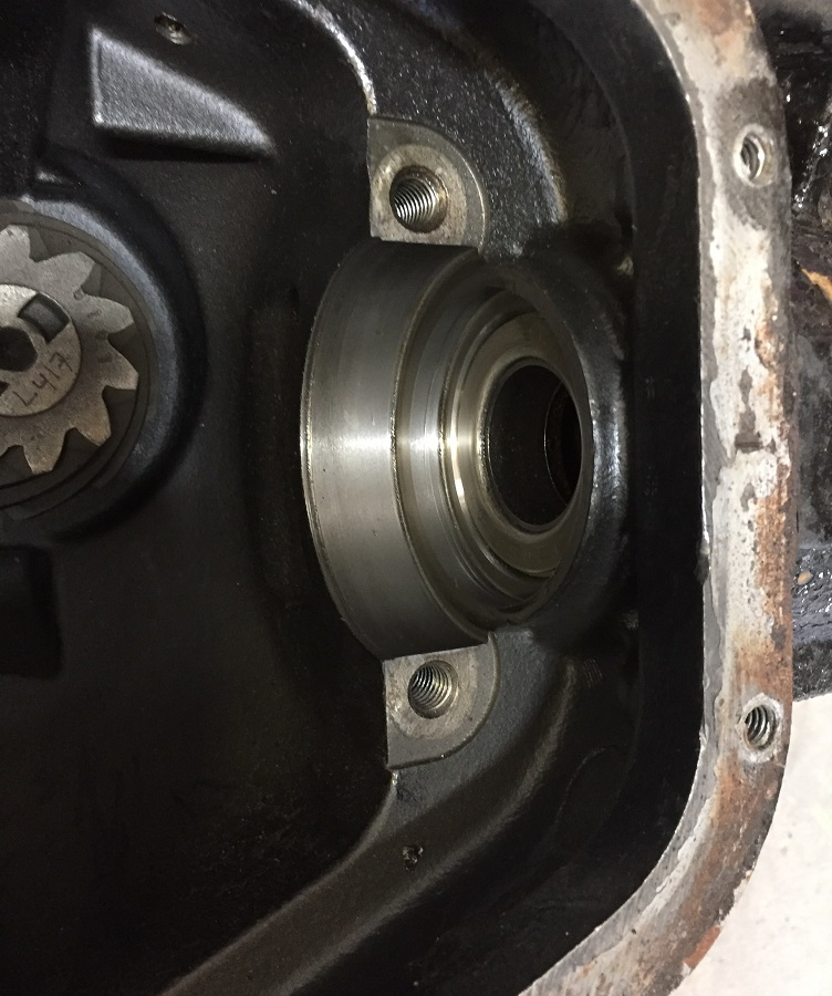 Superduty Ford With Oil Leaking From The End Of The Axle Tube Our Inner Axle Seal Installer Will Allow You To Install The Oil Bath Seals Without Damaging Them