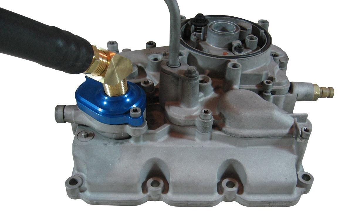 6 0 Powerstroke Oil Cooler Flush Kit | Accurate Diesel