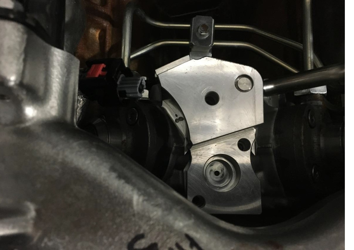6.7 Powerstroke Injectors >> 6.7 Powerstroke CP4 Bypass Kit | Accurate Diesel