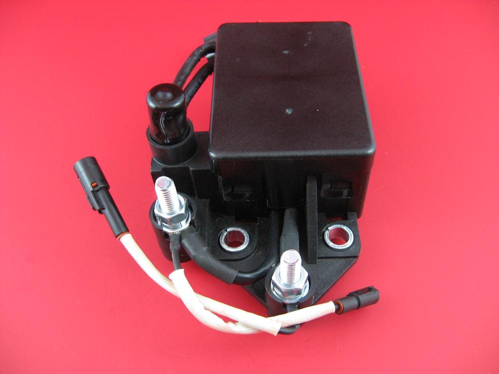 Lb7 Duramax Glow Plug Relay Assembly D413