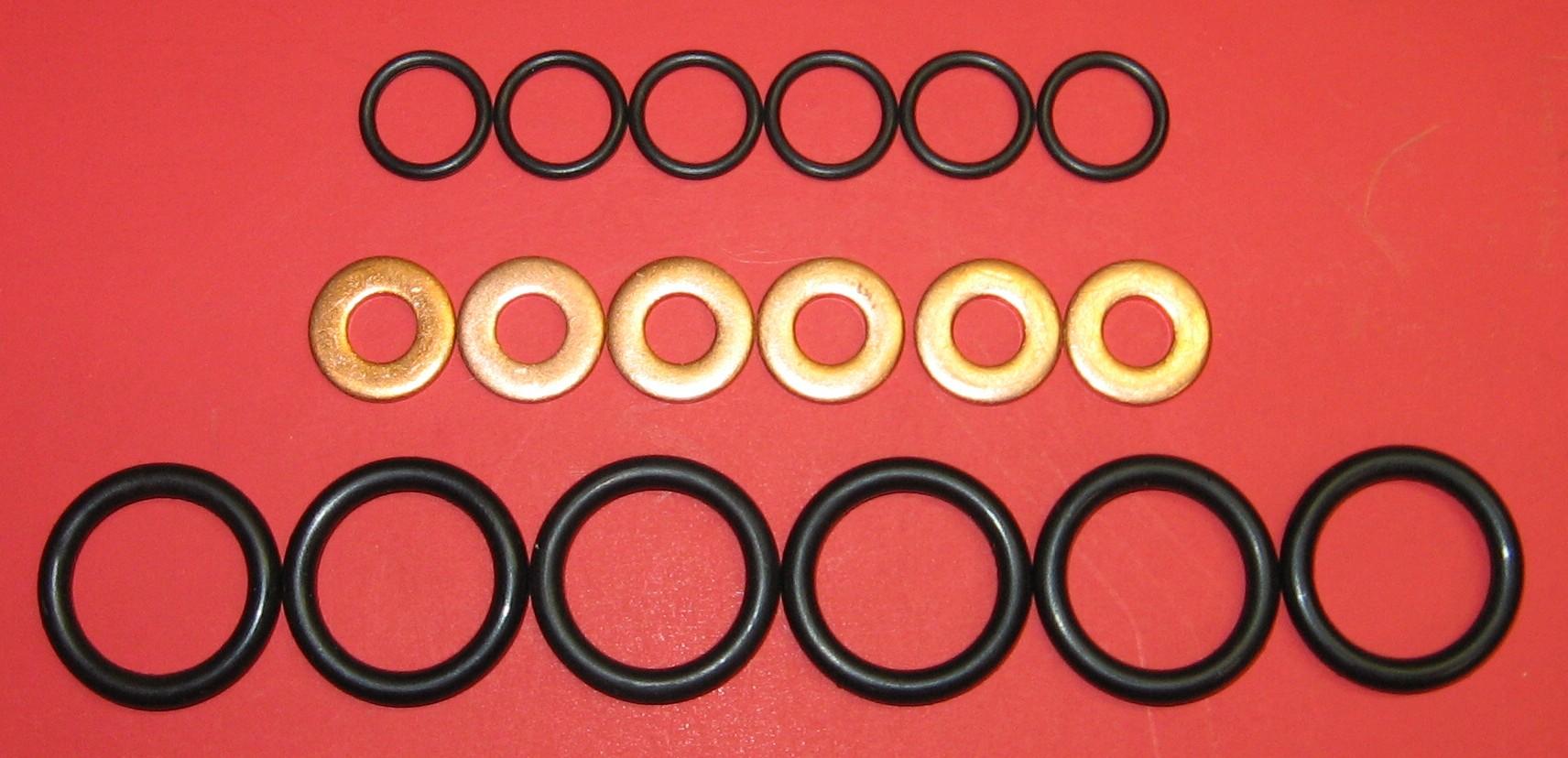 Cummins Diesel Parts Accessories Accurate 2001 Dodge Ram Fuel Filter Location 59l 24v Injector Installation Kit 24 Valve