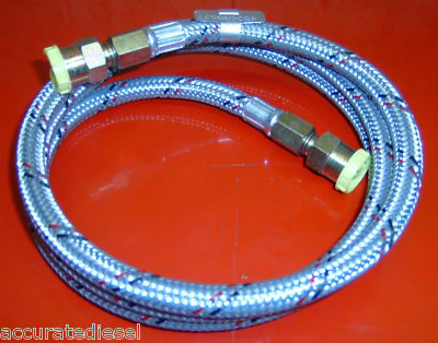 Emergency Fuel Injection Line