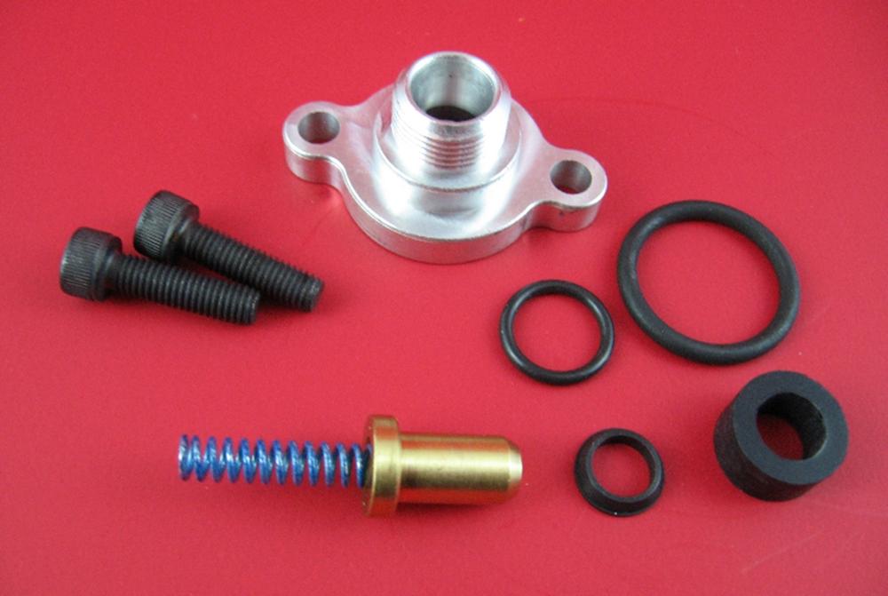 7 3 powerstroke fuel pressure regulator housing repair kit. Black Bedroom Furniture Sets. Home Design Ideas