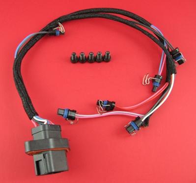 Caterpillar Wiring Harness   Caterpillar C9 Engine Fuel Injection Harness