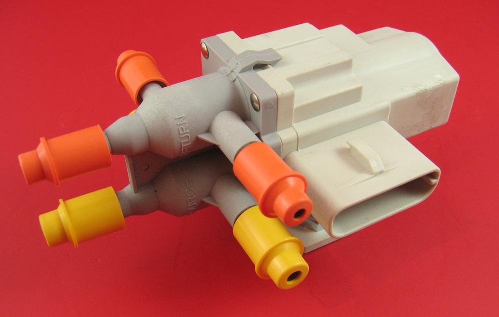 ford fuel tank selector valve fits 6 9 7 3 6 0 6 4. Black Bedroom Furniture Sets. Home Design Ideas