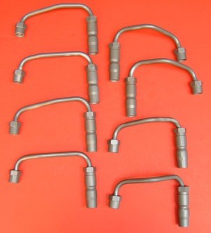 NEW LB7 Duramax Injection Line Set LB7 injection lines, LB7 Fuel injection lines, LB7 injector Lines, LB7 fuel injector lines, LB7 injector tubes, Duramax injection lines, LB7 Duramax injection lines, Chevy Duramax injection lines, 6.6L Duramax injection lines, Remanufactured LB7 injection lines, NEW LB7 injection lines, Rusty LB7 injection lines, replacement LB7 injection lines