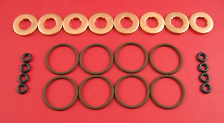 6.7L Powerstroke Injector Installation Kit 6.7L Ford Powerstroke Injector Installation kit, 6.7 Powerstroke injector installation kit, 67 powerstroke injector install kit, 6.7 Powerstroke injector seal kit, 6.7L ford injector seal kit, 6.7L ford injector orings, 904-275, BC3Z9229A