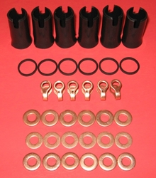 Early 5.9L Dodge Cummins Diesel Injector Installation Kit 12v Cummins injector installation kit, 12 valve cummins injector installation kit, 12v cummins injector install kit, 12 valve cummins injector install kit, DPE59000, Dodge cummins 12v injector installation kit, Dodge cummins 12 valve injector installation kit, 4BT injector installation kit, 6BT injector installation kit